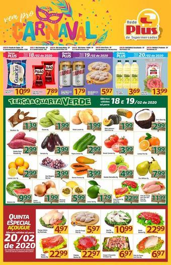 Rede Plus Supermercados catálogo promocional (válido de 10 até 17 24-02)