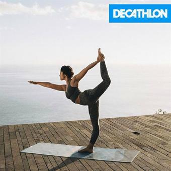 Decathlon reclame folder (geldig t/m 31-03)