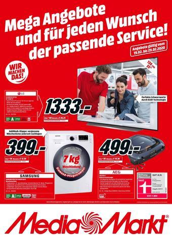 MediaMarkt Prospekt (bis einschl. 29-02)