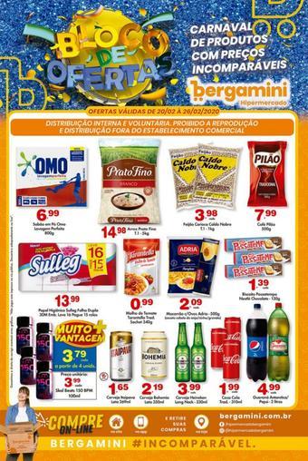 Supermercado Bergamini catálogo promocional (válido de 10 até 17 26-02)