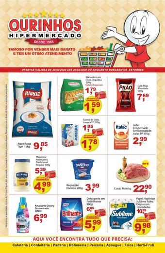 Ourinhos Hipermercado catálogo promocional (válido de 10 até 17 26-02)