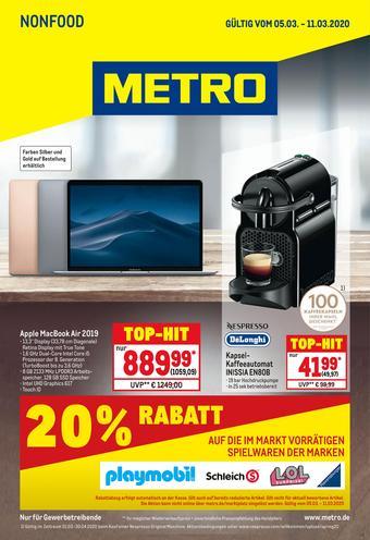 METRO Prospekt (bis einschl. 11-03)