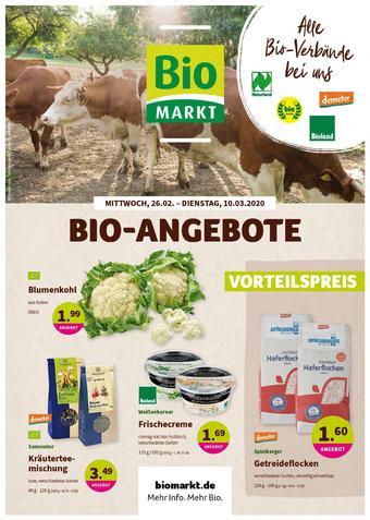 Aleco Biomarkt Prospekt (bis einschl. 10-03)