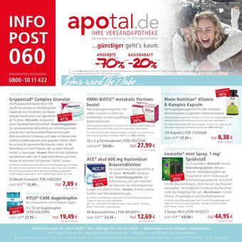 Apotal Prospekt (bis einschl. 10-04)