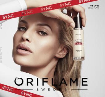 Oriflame reclame folder (geldig t/m 12-03)