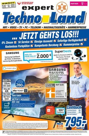 expert Techno Land Prospekt (bis einschl. 25-02)