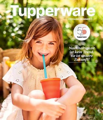 Tupperware Werbeflugblatt (bis einschl. 31-08)