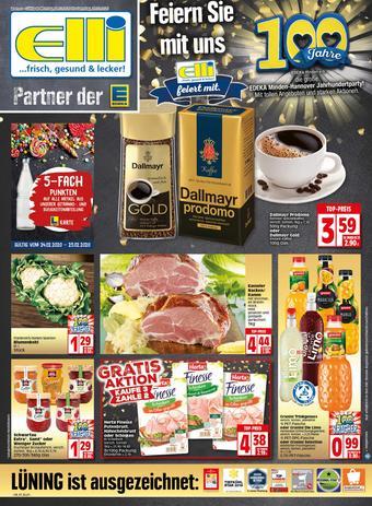 Elli Markt Prospekt (bis einschl. 29-02)