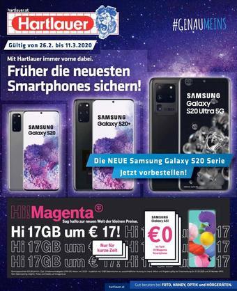 Hartlauer Werbeflugblatt (bis einschl. 11-03)