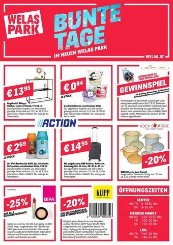 Welas Park Werbeflugblatt (bis einschl. 26-02)
