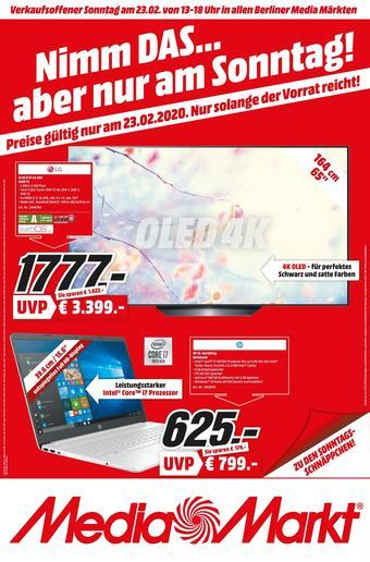 MediaMarkt Prospekt (bis einschl. 23-02)