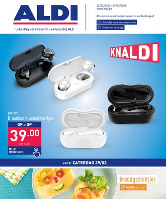 ALDI reclame folder (geldig t/m 29-02)