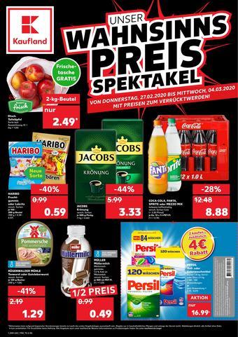 Kaufland Prospekt (bis einschl. 04-03)
