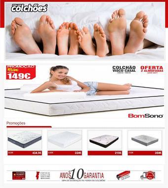 Feira dos Colchões folheto promocional (válido de 10 ate 17 21-04)