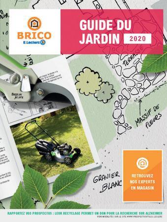 E.Leclerc Brico catalogue publicitaire (valable jusqu'au 11-04)