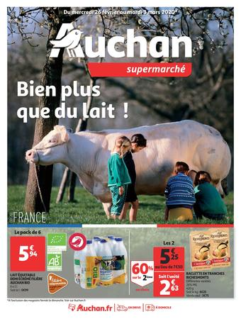 Auchan reclame folder (geldig t/m 03-03)