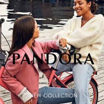 Pandora reclame folder (geldig t/m 23-03)