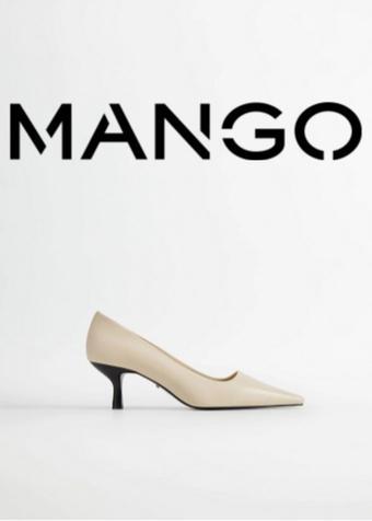 MANGO reclame folder (geldig t/m 20-03)