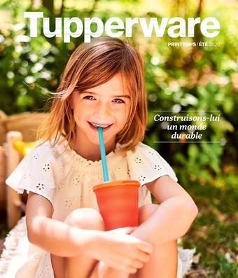 Tupperware catalogue publicitaire (valable jusqu'au 23-09)