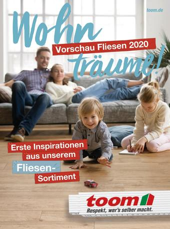 toom Baumarkt Prospekt (bis einschl. 31-03)