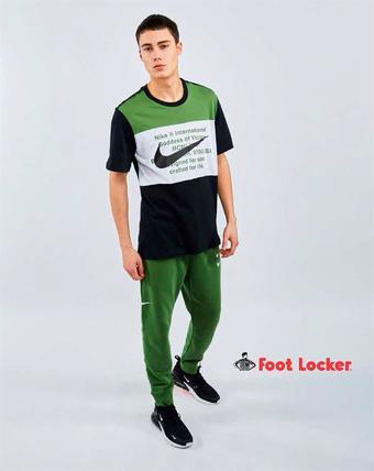 Foot Locker folheto promocional (válido de 10 ate 17 25-04)