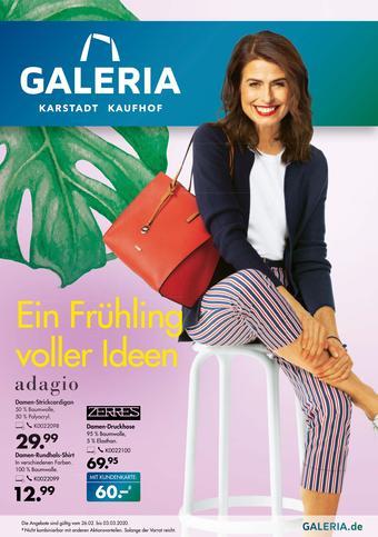 Galeria Kaufhof Prospekt (bis einschl. 03-03)