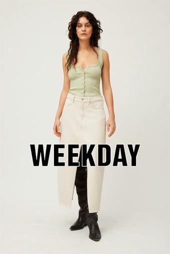 Weekday reclame folder (geldig t/m 31-03)