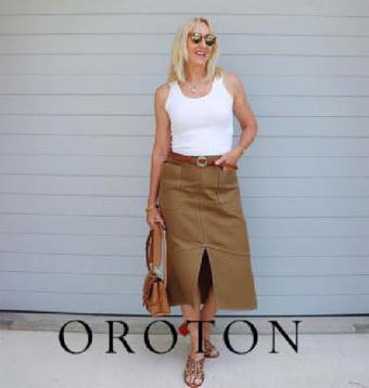 Oroton catalogue (valid until 06-04)
