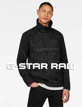 G-Star Raw catalogue (valid until 08-04)