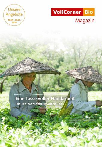VollCorner Biomarkt Prospekt (bis einschl. 10-03)