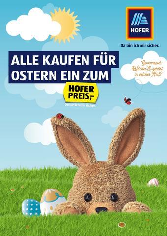Hofer Werbeflugblatt (bis einschl. 12-04)