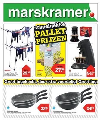 Marskramer reclame folder (geldig t/m 11-03)