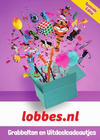 Lobbes reclame folder (geldig t/m 31-12)