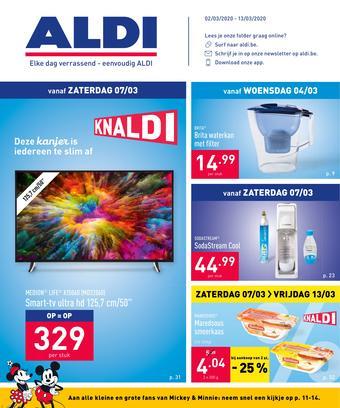 ALDI reclame folder (geldig t/m 13-03)