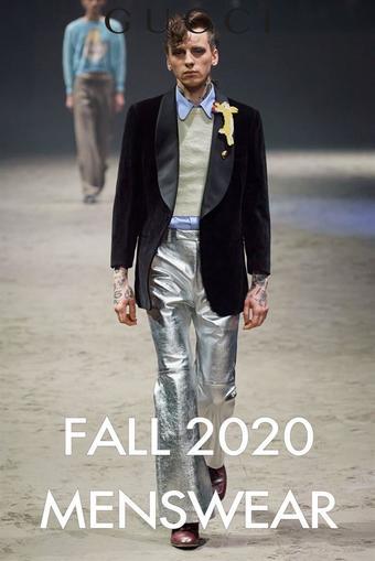 Gucci catalogue (valid until 13-04)
