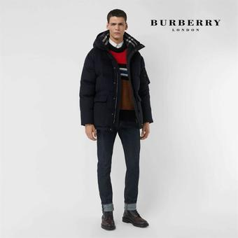 Burberry catalogue (valid until 15-04)
