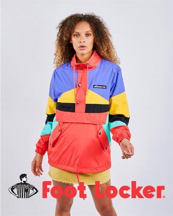 Foot Locker reclame folder (geldig t/m 06-04)