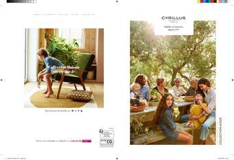 Cyrillus catalogue publicitaire (valable jusqu'au 30-04)