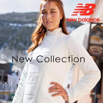 New Balance catalogue publicitaire (valable jusqu'au 20-04)