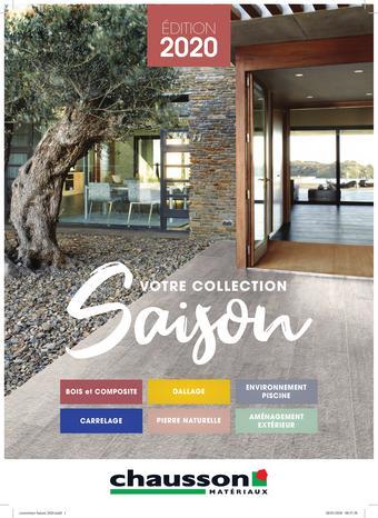Chausson Matériaux catalogue publicitaire (valable jusqu'au 31-12)