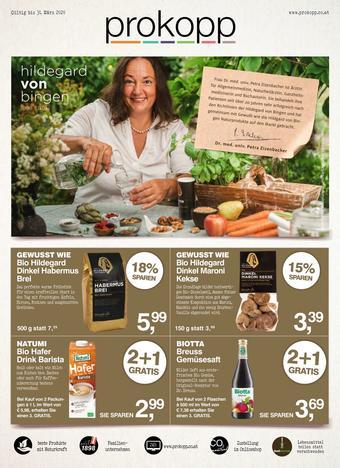 Prokopp Werbeflugblatt (bis einschl. 31-03)
