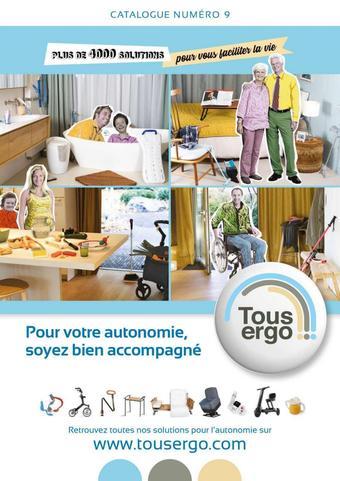 Tous Ergo catalogue publicitaire (valable jusqu'au 31-12)