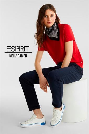 Esprit Werbeflugblatt (bis einschl. 25-04)