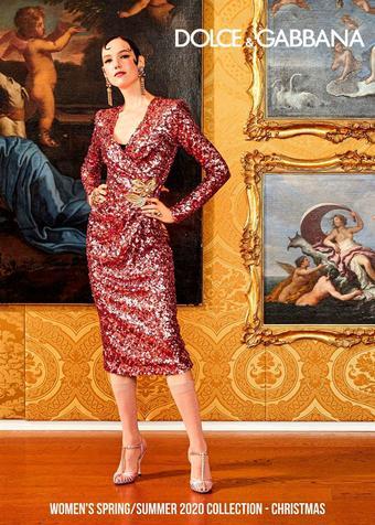 Dolce & Gabbana reclame folder (geldig t/m 01-05)