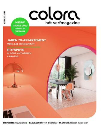 Colora reclame folder (geldig t/m 31-03)