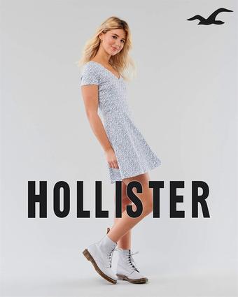 Hollister catalogue publicitaire (valable jusqu'au 29-04)