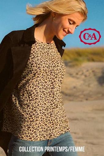 C&A catalogue publicitaire (valable jusqu'au 01-05)