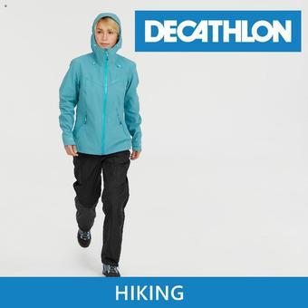 Decathlon catalogue publicitaire (valable jusqu'au 31-03)