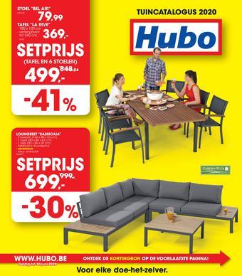 Hubo reclame folder (geldig t/m 30-06)