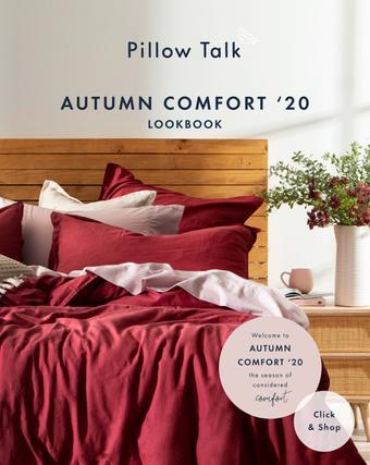 Pillow Talk catalogue (valid until 31-05)